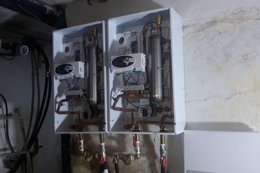 תנורי חשמל לחימום רדיאטורים למקווה